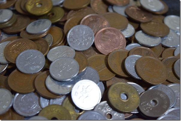 小銭 コイン 写真