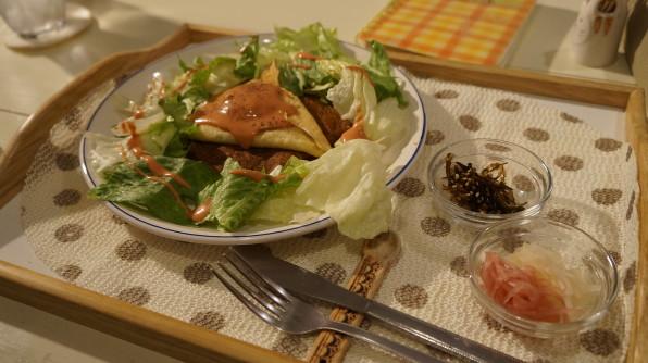 北海道神宮の目の前『Cafe BonAppetit (カフェ ボナペティ)』
