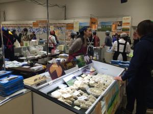 ミルク&ナチュラルチーズフェア2015帯広会場_香林農園
