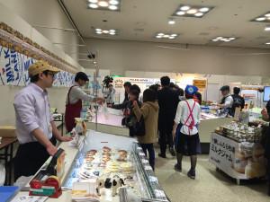 ミルク&ナチュラルチーズフェア2015帯広会場_白糠酪恵舎