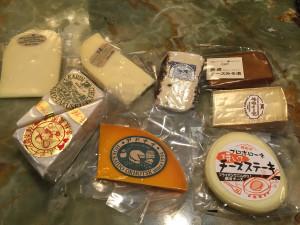 ミルク&ナチュラルチーズフェア2015帯広会場_チーズ盛りだくさん