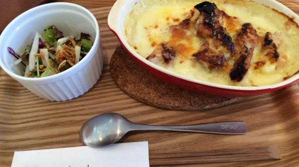 hikari kitchen ヒカリキッチンでチキンドリアを食べました【ランチパスポート】