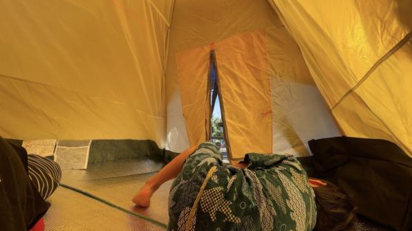 意外と安くできるお家キャンプが結構楽しい!
