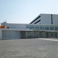 新しくなった稚内駅