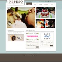 pepeso.jpが新しくなりました!!