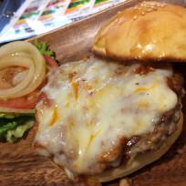 ヒル ビリー hill billyでハンバーガーを食べました。【ランチパスポート】