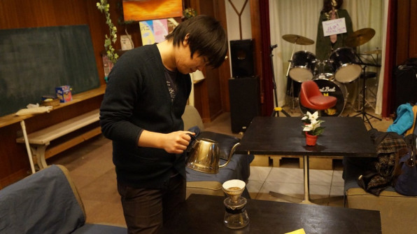 コーヒー生活をはじめるぞい!