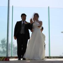 沖縄の旅2日目(早坂卓磨&一衣大結婚式!!@カフーリゾート)